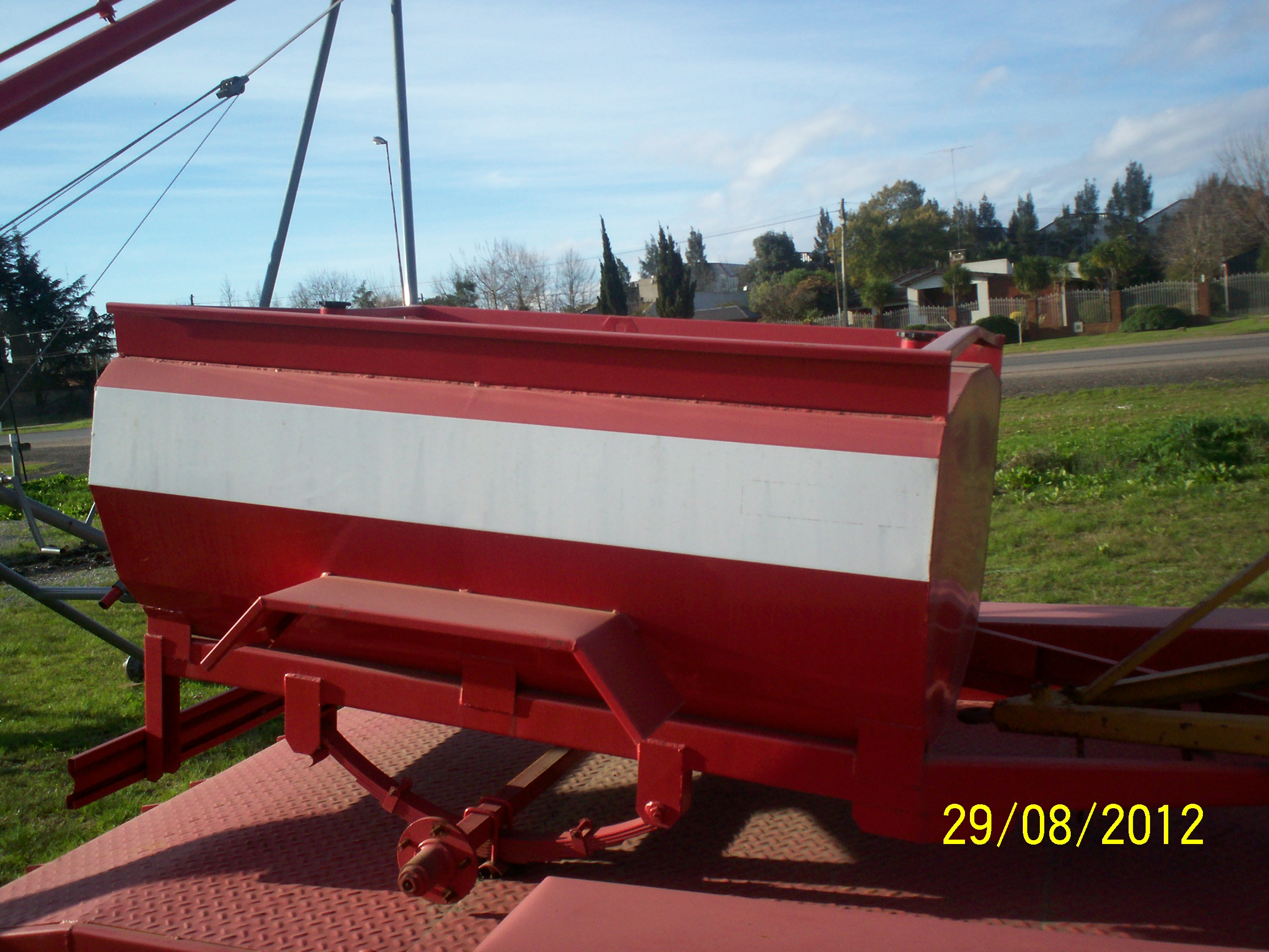 TANQUE 1500 LTS